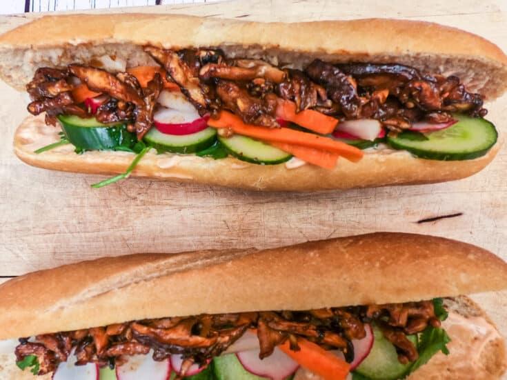 Vegan Banh Mi Recipe