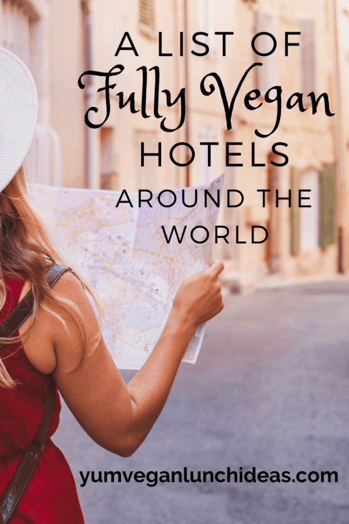 Fully Vegan Hotels