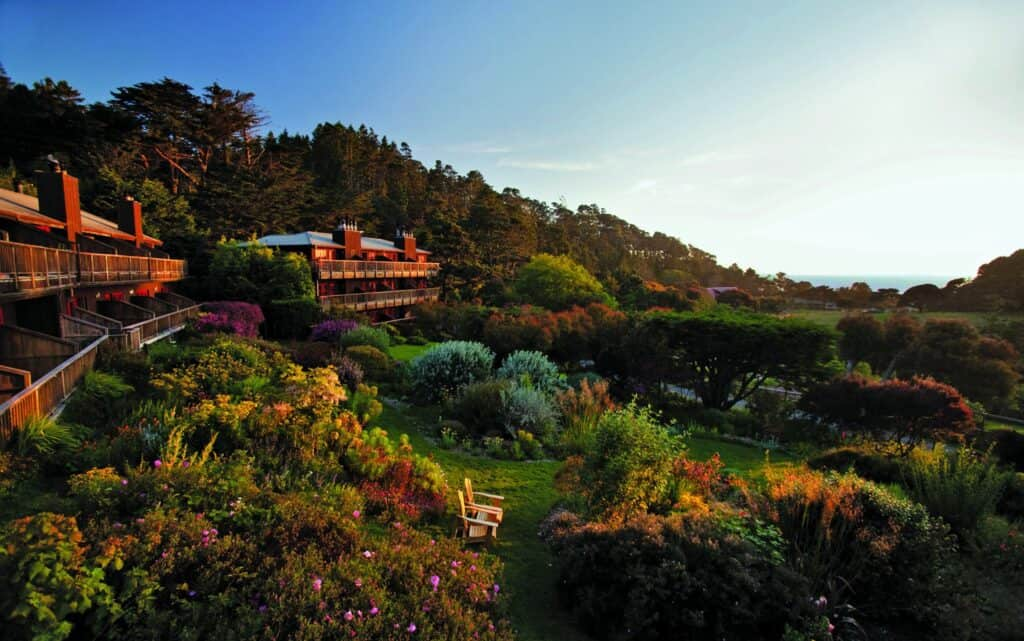 The best vegan hotels - Stanford Inn by the Sea