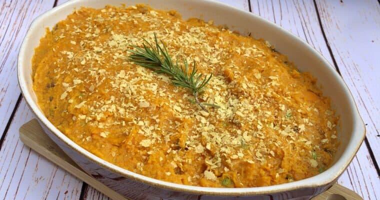The Best Lentil and Mushroom Bake Recipe