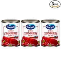 Ocean Spray Jellied Cranberry Sauce, 14 oz, 3 pk