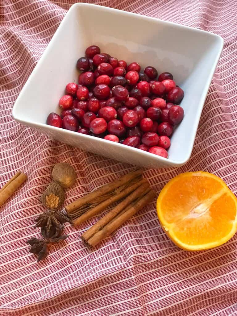 vegan cranberry sauce recipe