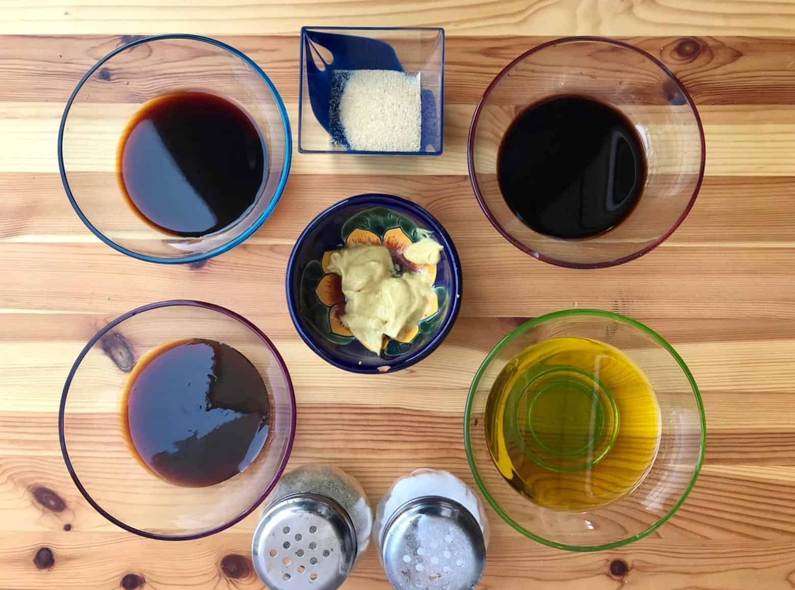 soy silan salad dressing - recipe date syrup