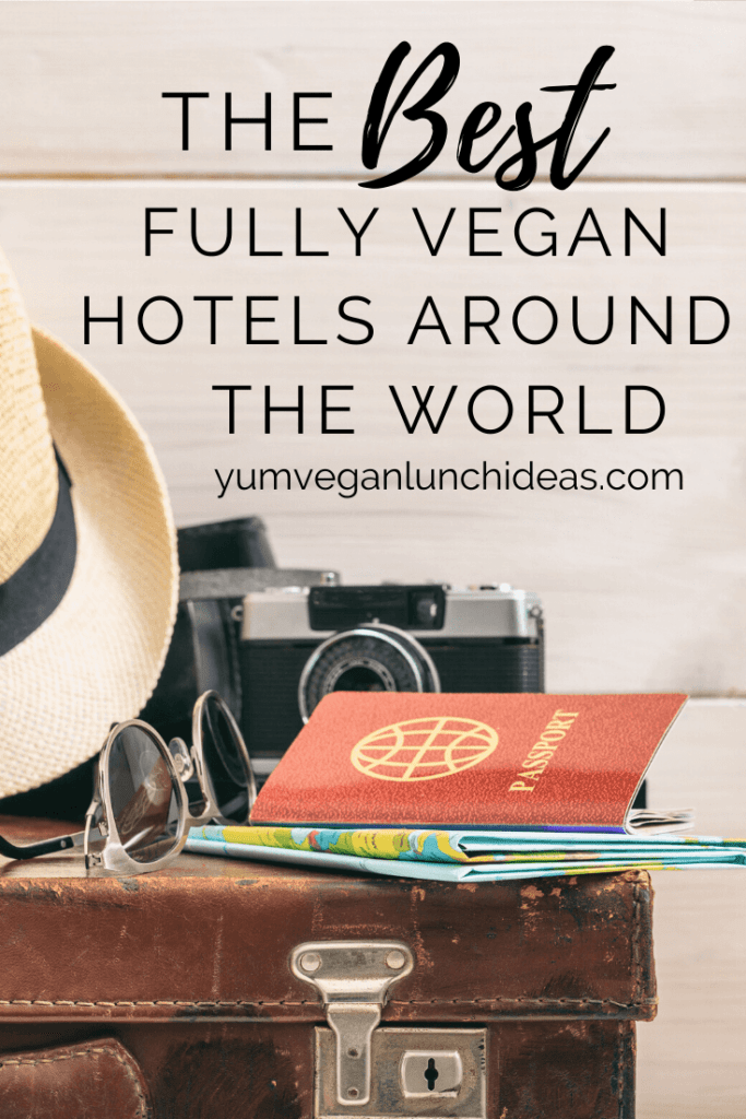 The best fully vegan hotels around the world
