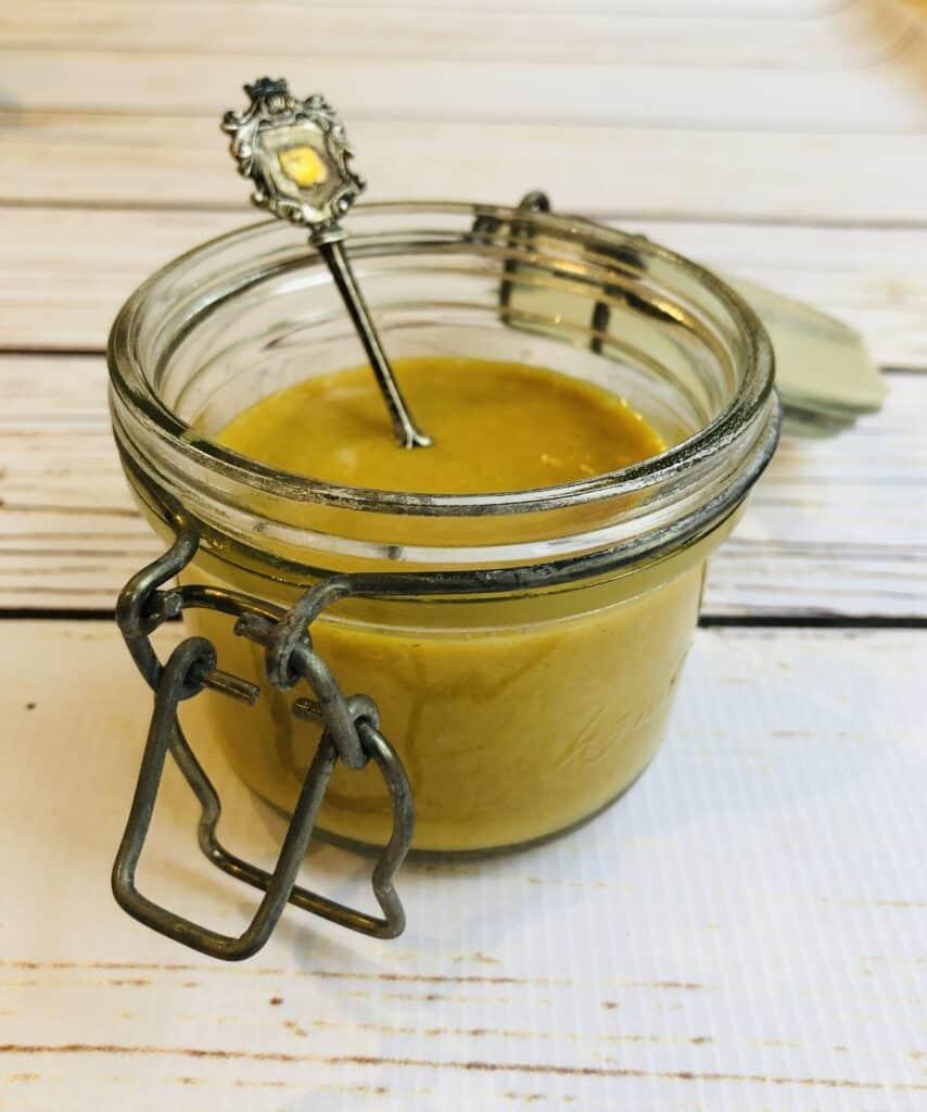Vegan Honey Mustard