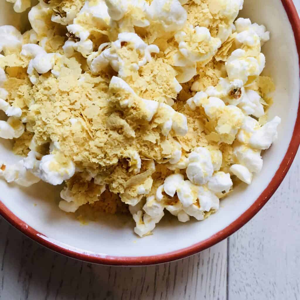 Popcorn and Nooch - Veganuary Meal Plan