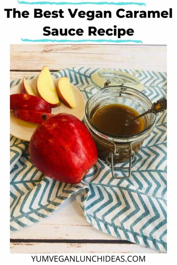 Dairy Free Caramel Sauce Recipe