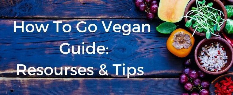 How To Transition To A Vegan Lifestyle