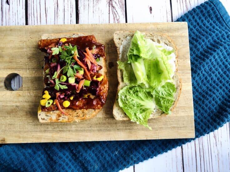 Seitan Sandwich Recipe