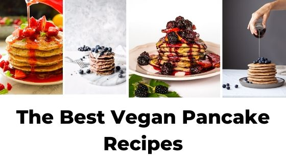 Pancake Tuesday Recipes | Vegan Pancake Recipes