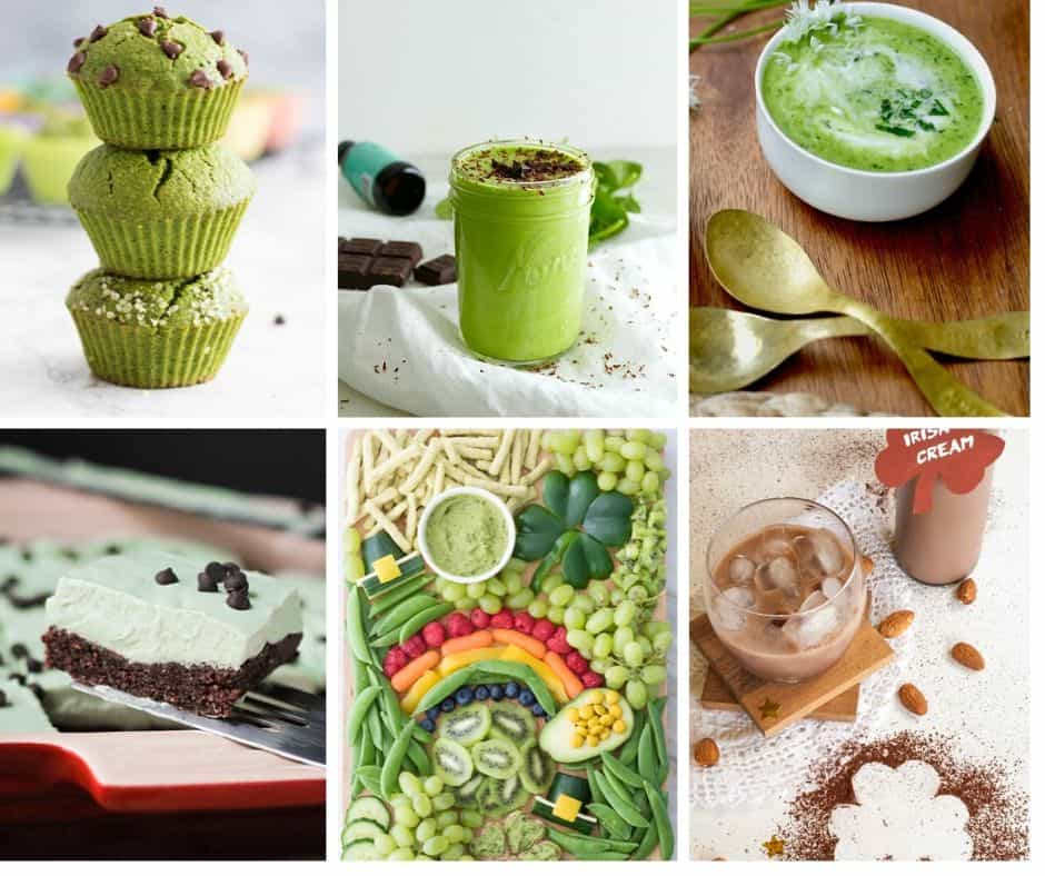 Vegan St. Patricks Day Recipes