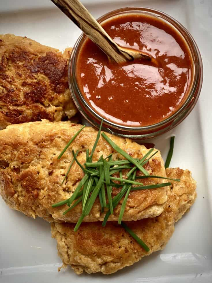Vegan BBQ Chicken Recipe