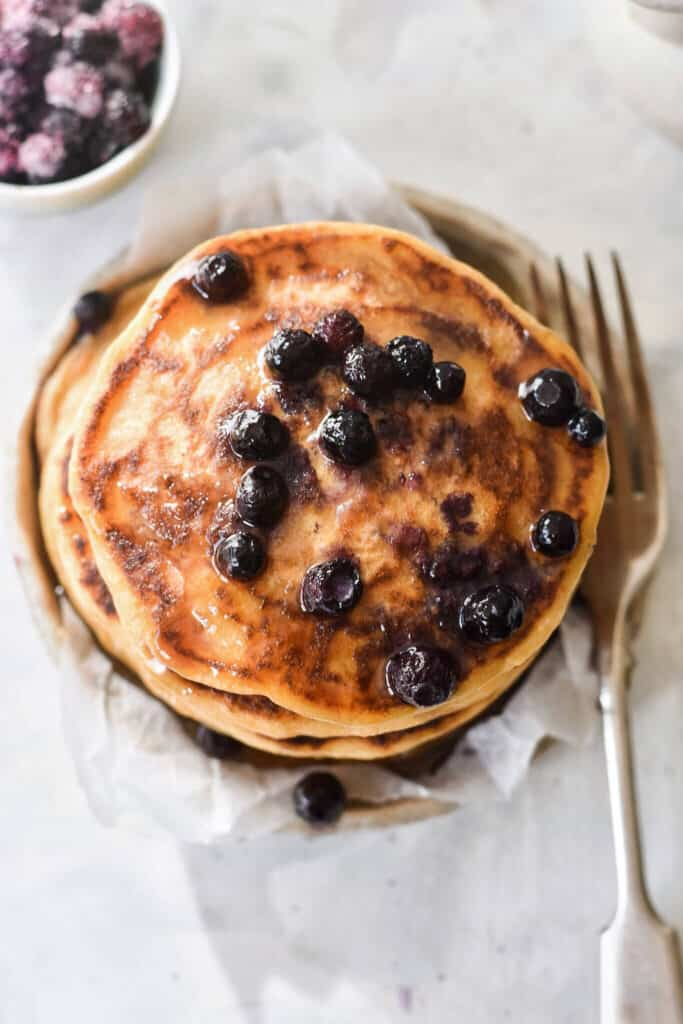 no egg pancakes