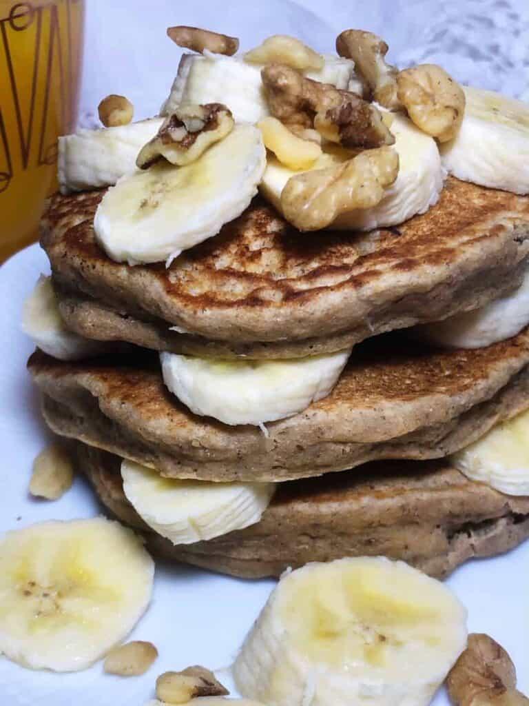 eggless pancakes