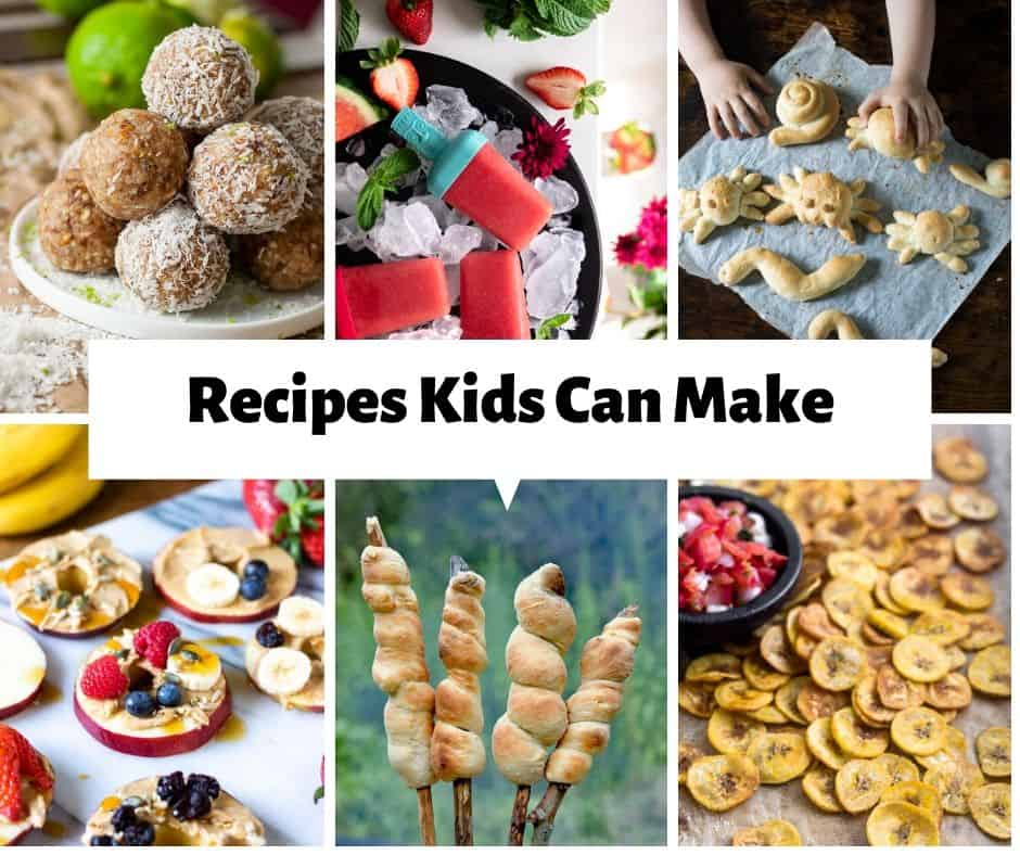 Vegan Recipes For Kids To Get Involved In Cooking