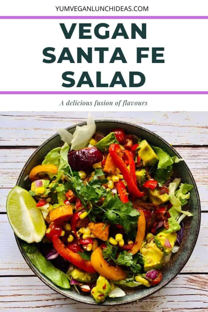 Santa Fe Salad Recipe