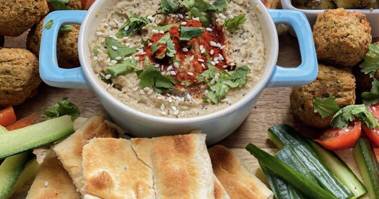 Baba Ganoush Vegan Recipe