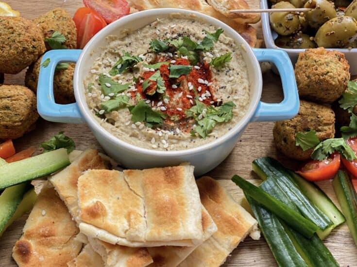 vegan babaganoush recipe