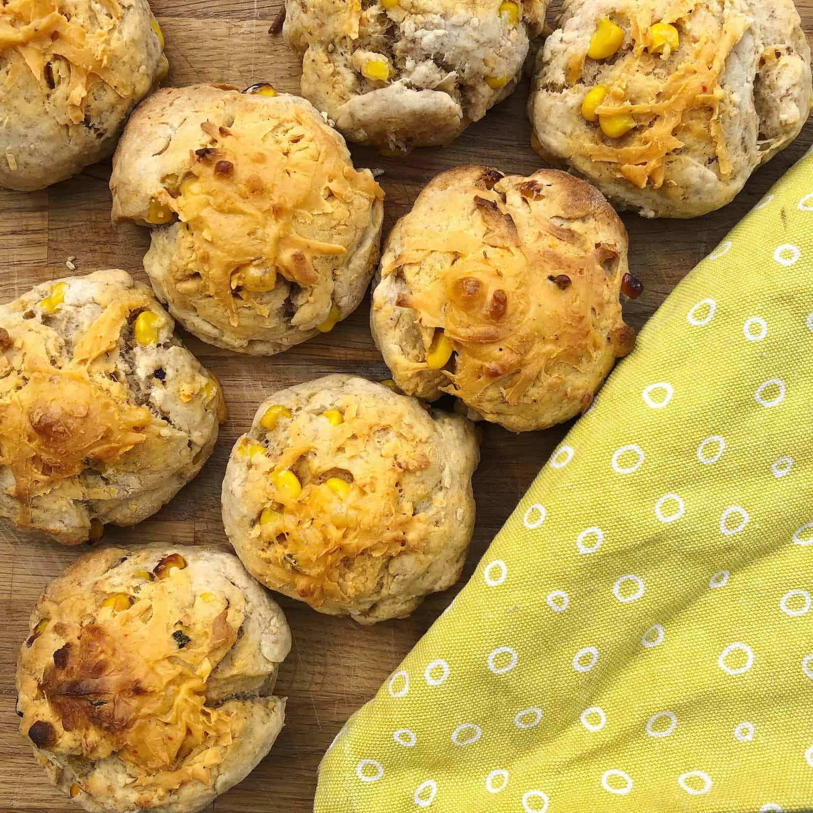cheese scones recipe easy