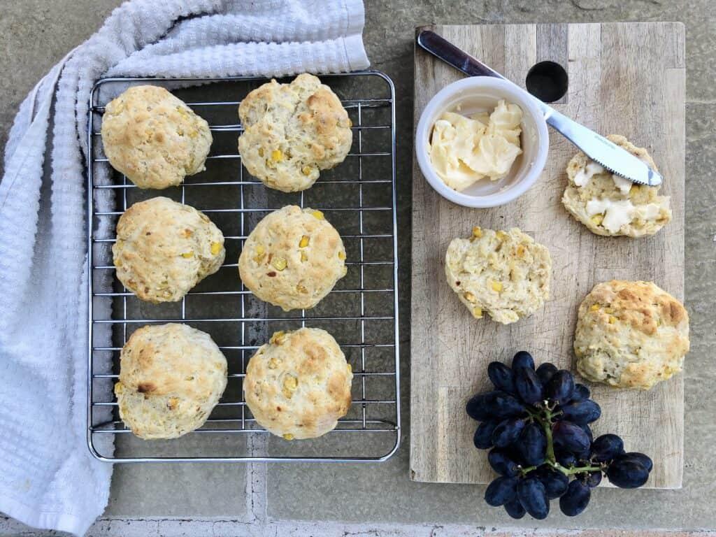 Savoury Scone Recipe