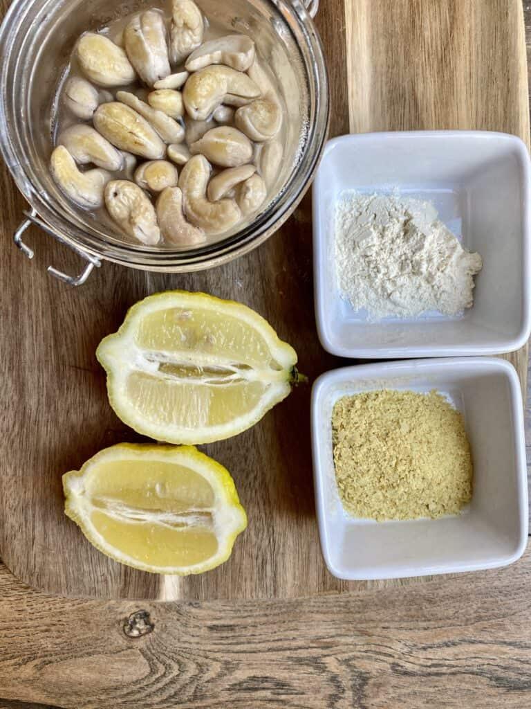 cashew cream cheese and bagel recipe
