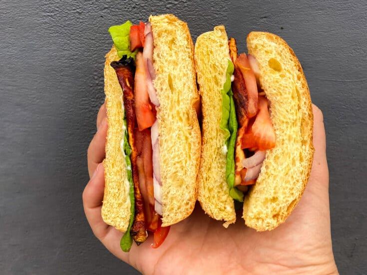 Vegan BLT Recipe