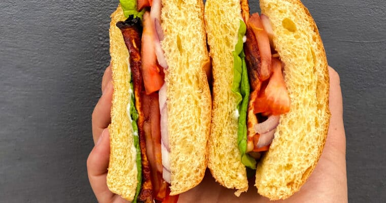 The Best Vegan BLT Recipe