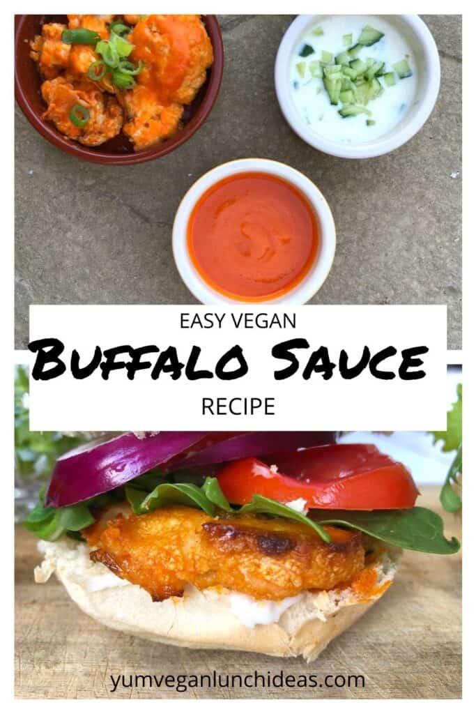 buffalo sauce recipe vegan