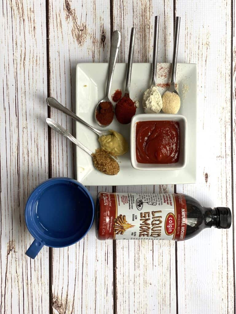 vegan bbq sauce recipe
