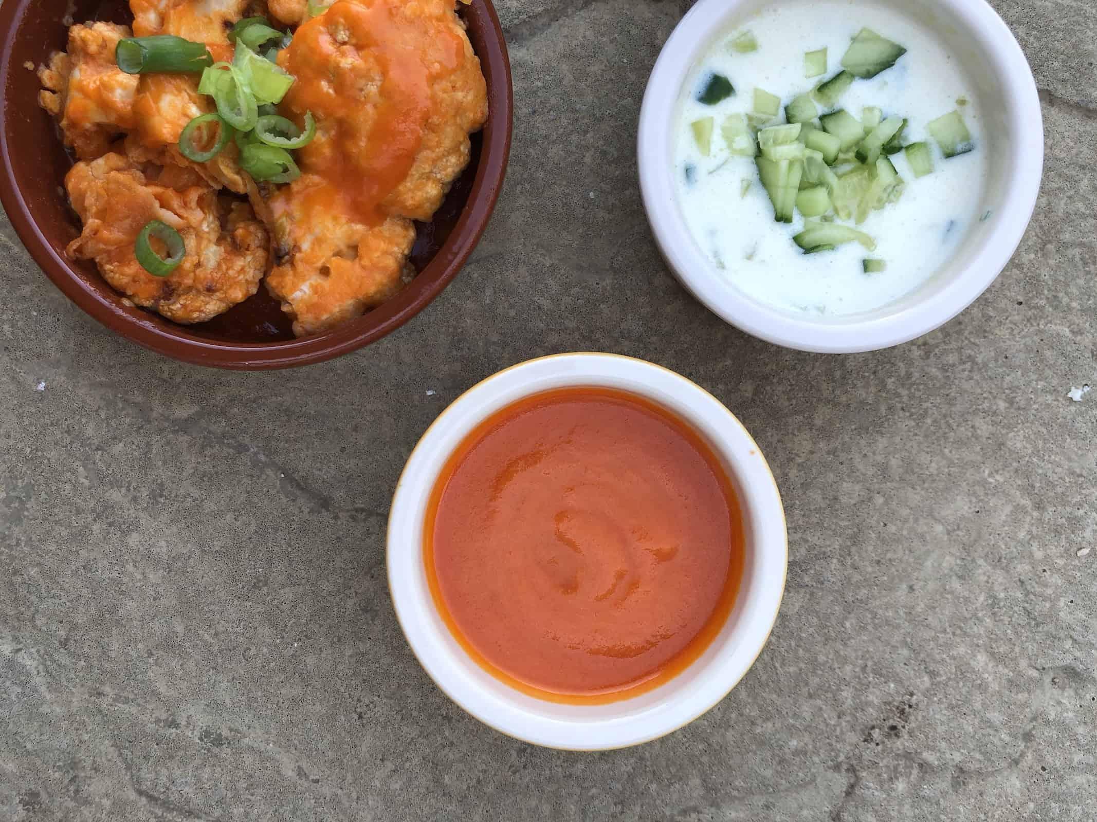 Easy Vegan Buffalo Sauce Recipe | Vegan Wing Sauce