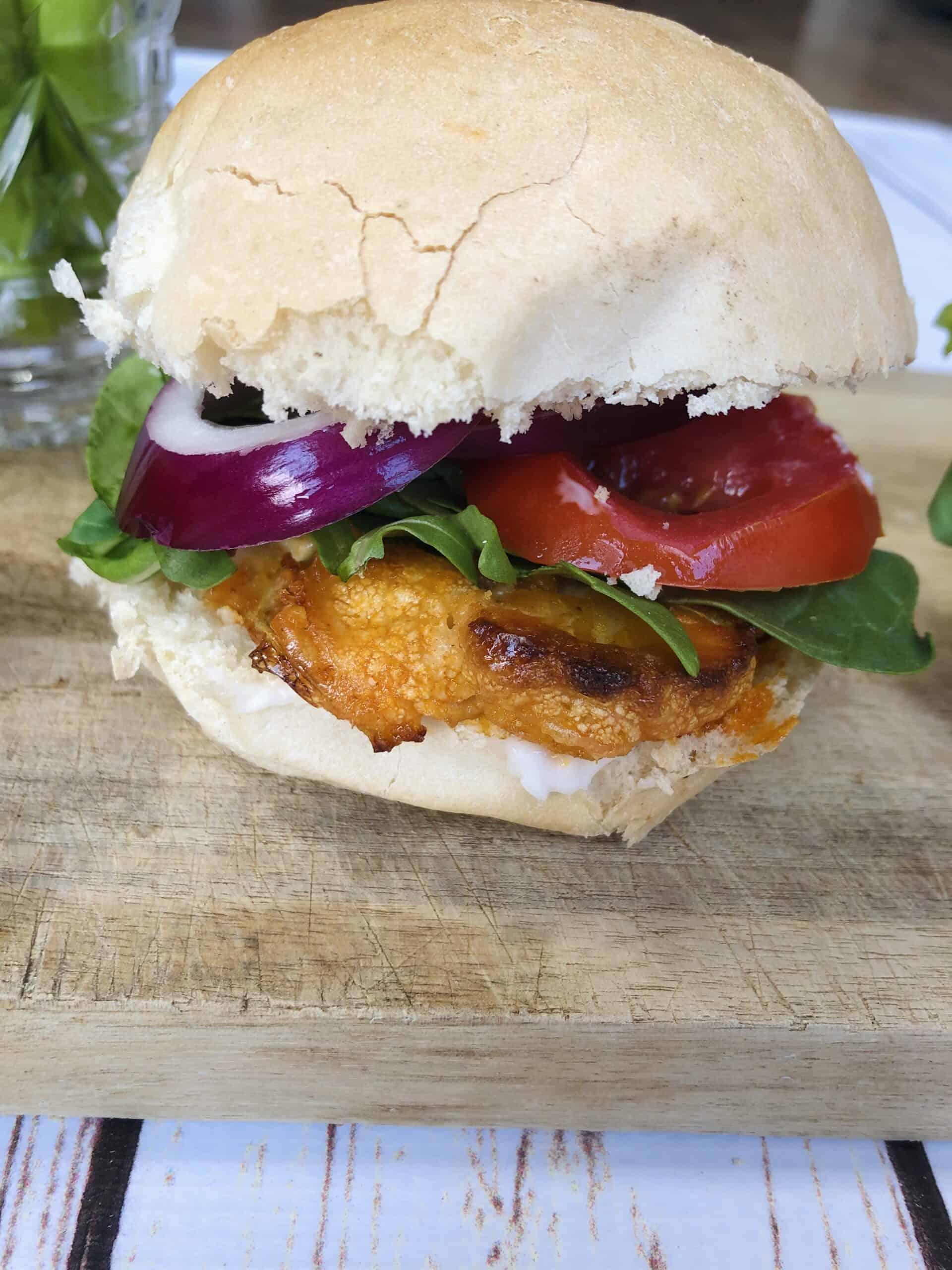 cauliflower sandwich recipe