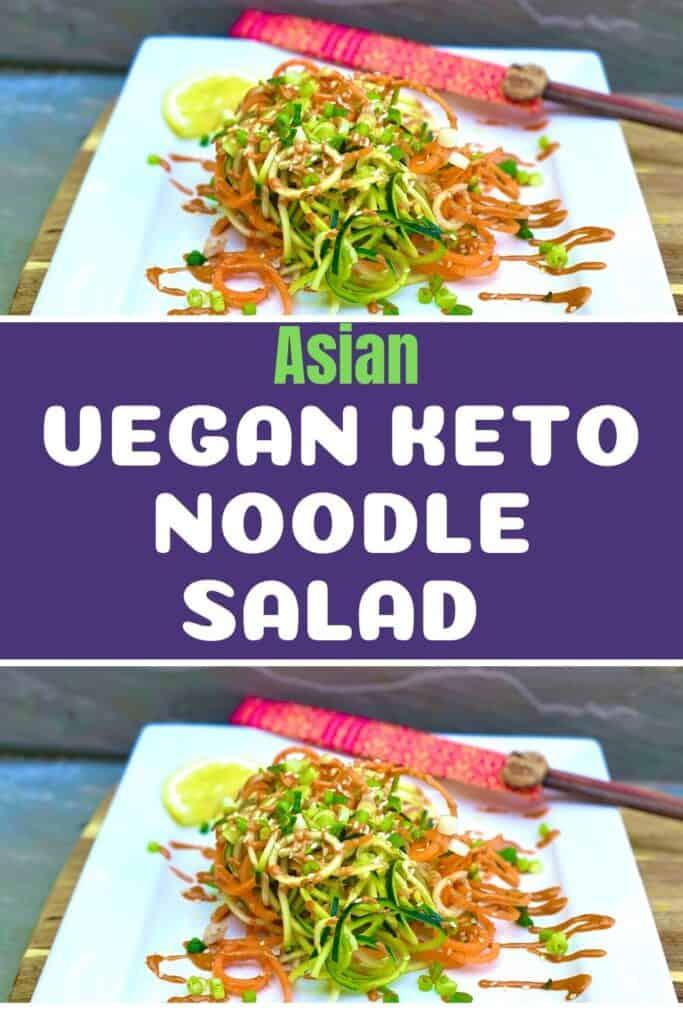 vegan keto salad recipe