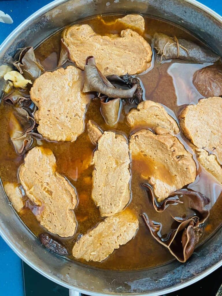 recipe for seitan homemade