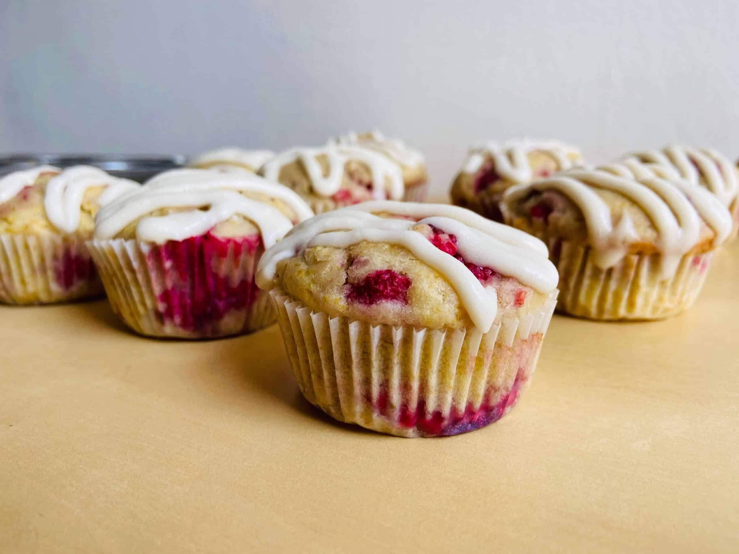 vegan breakfast muffins recipe