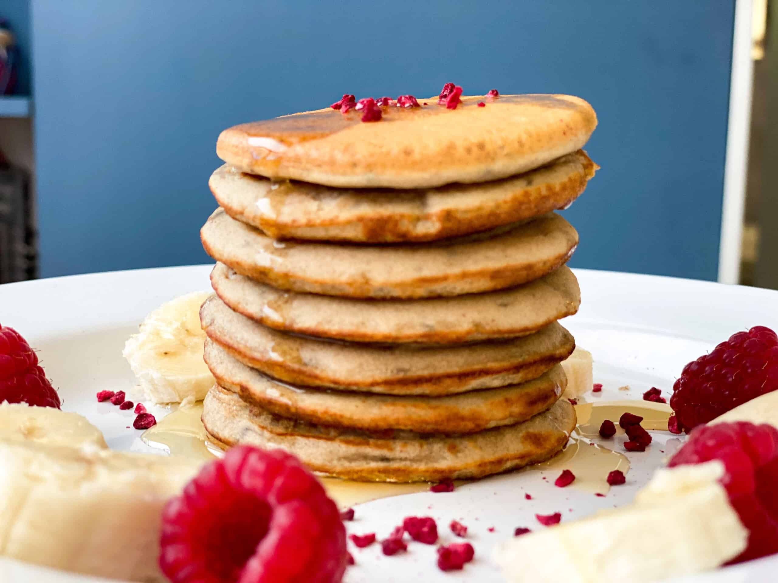 Vegan Buckwheat Pancakes Recipe