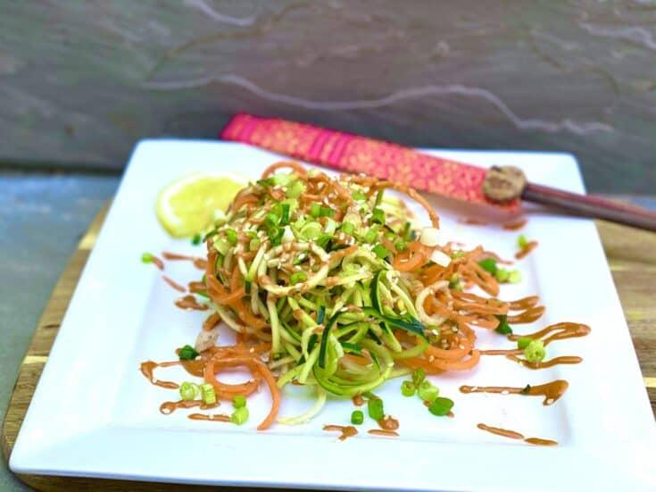 low carb vegan salad recipe