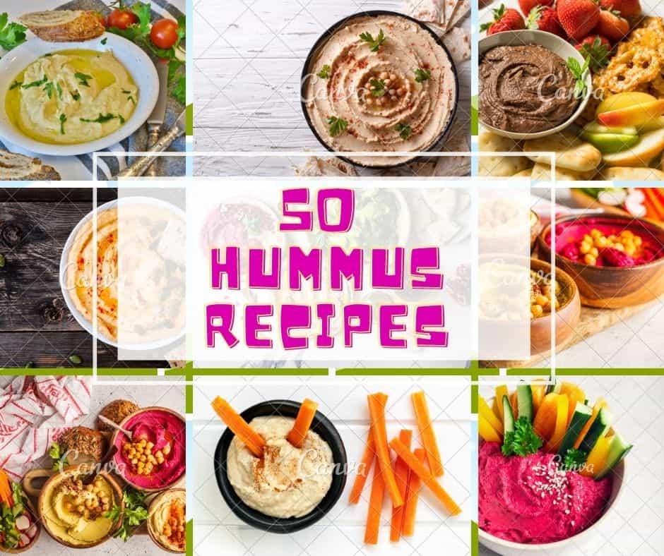 is hummus vegan