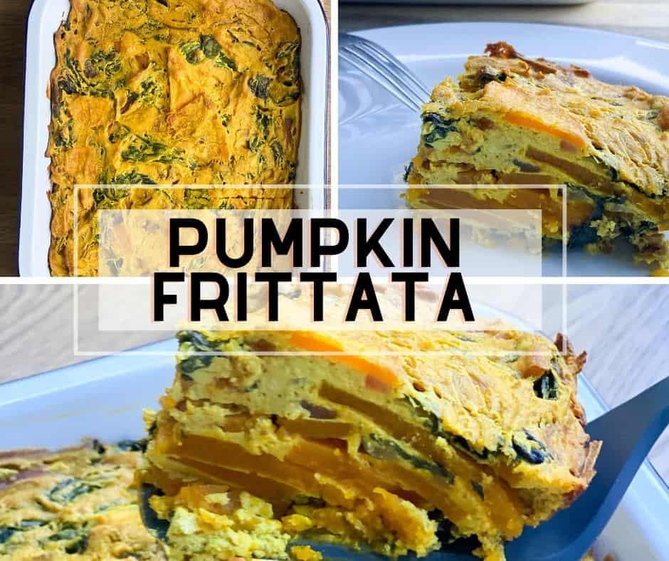 Pumpkin Frittata