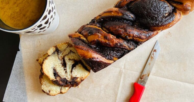 Vegan Babka Recipe