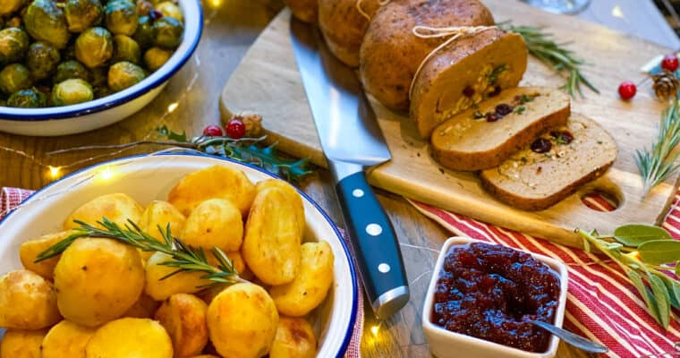 The Ultimate Vegan Christmas Menu