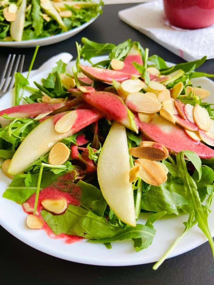 pear rocket salad