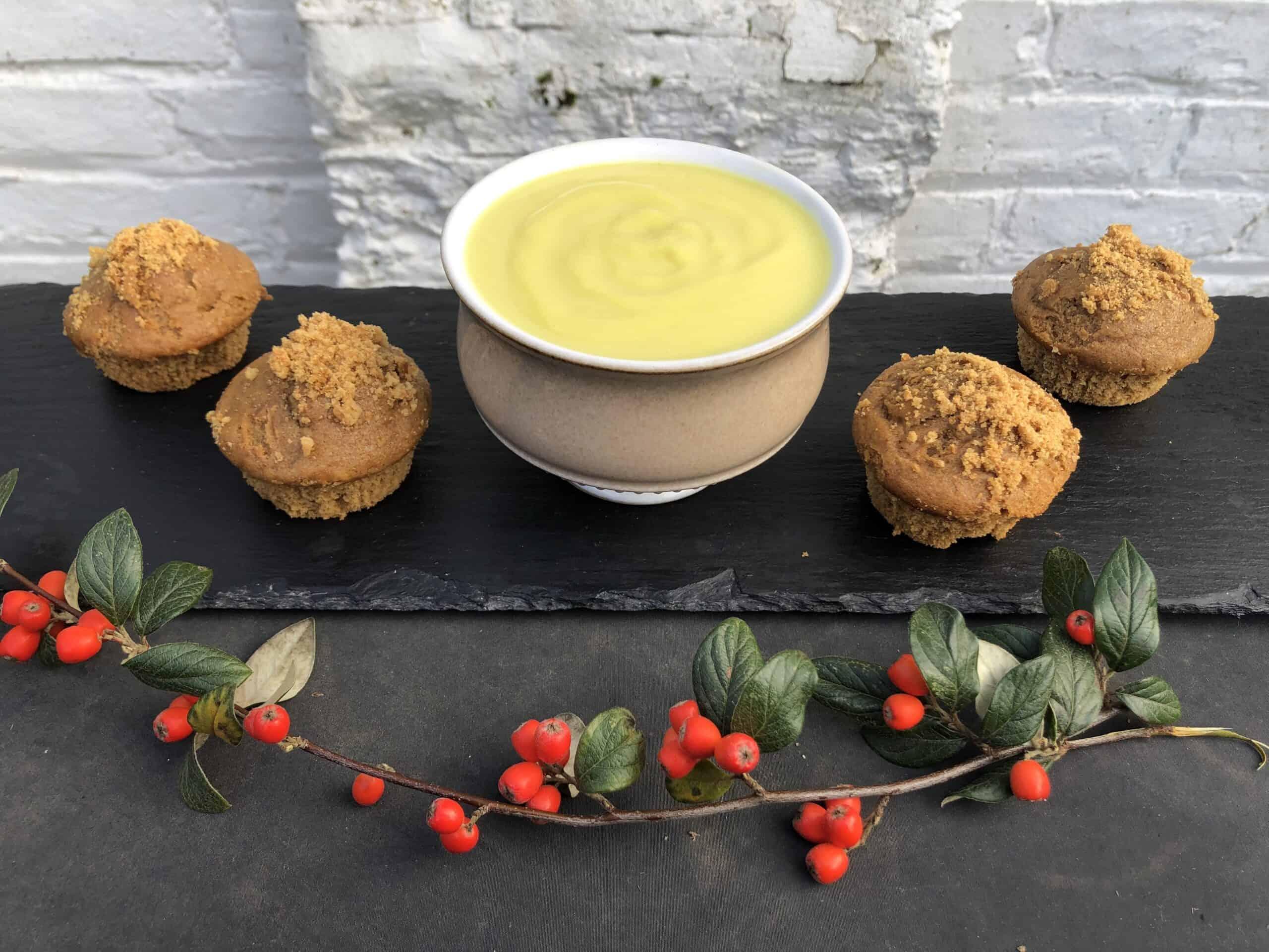Easy Vegan Custard Recipe | Homemade Vegan Vanilla Custard
