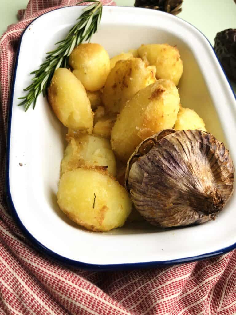 vegan dinners with potatoes