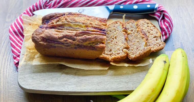 Buckwheat Banana Bread Recipe