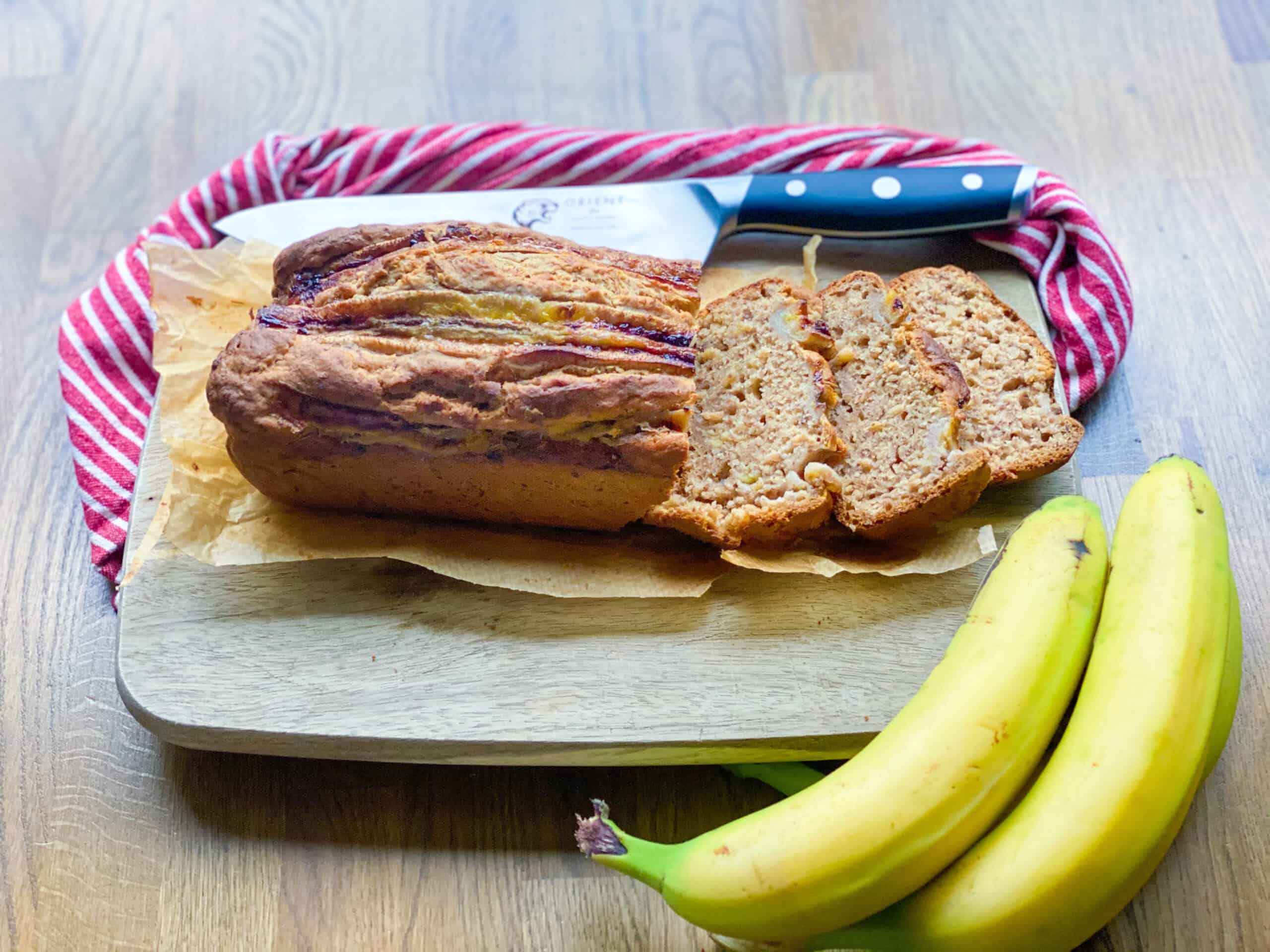 vegan buckwheat banana bread recipe