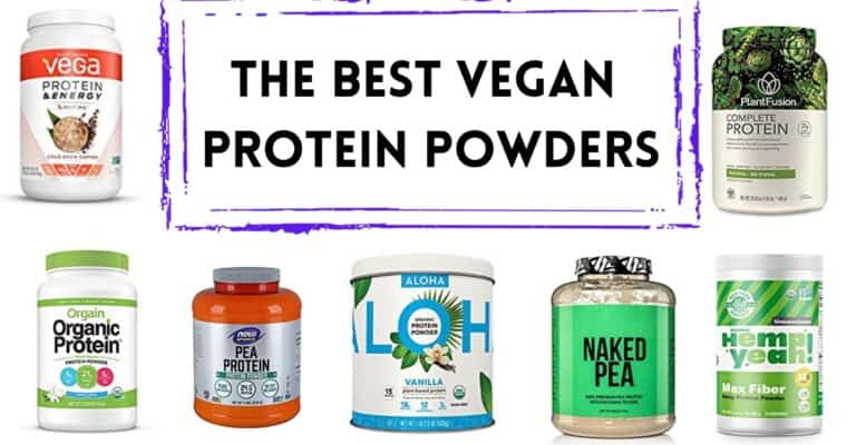 The Best Vegan Protein Powders