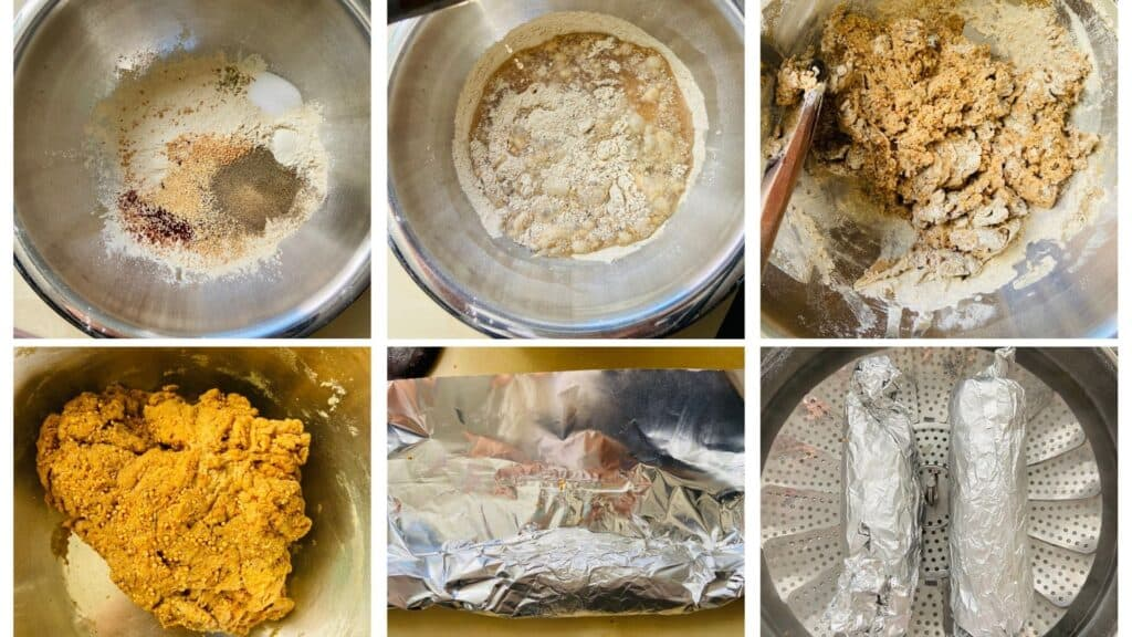 how to make seitan salami