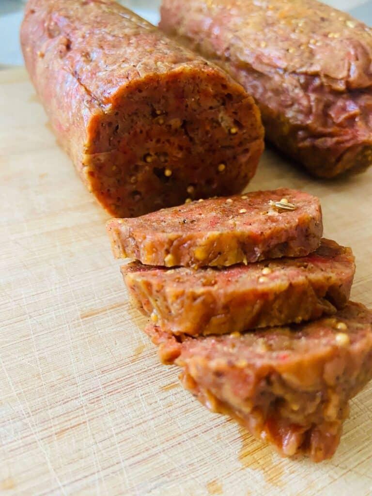 seitan salami