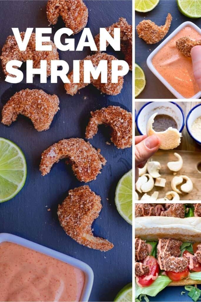 vegan shrimp recipe