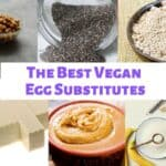 vegan egg substitutes cover